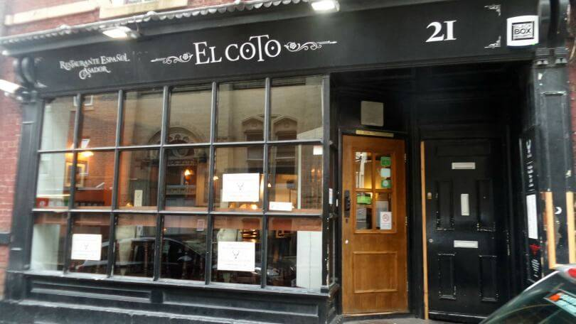 El coto newcastle