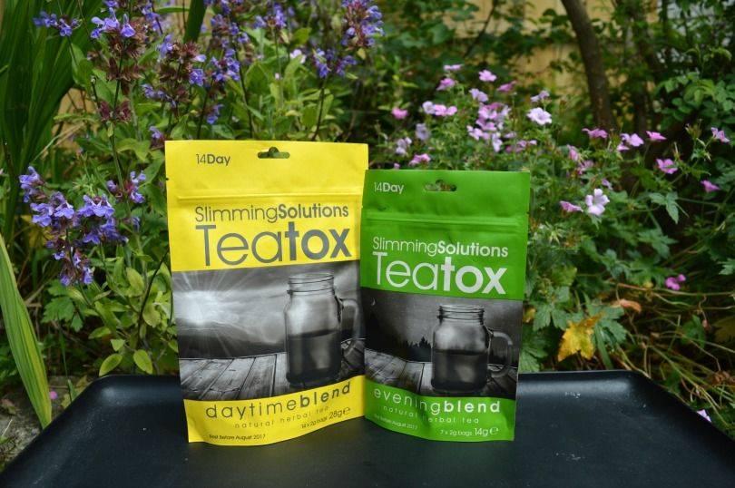 Slimming solutions TeaTox