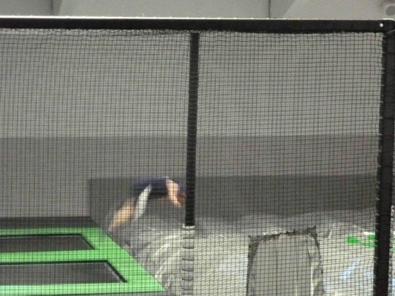 air bag at jump 360