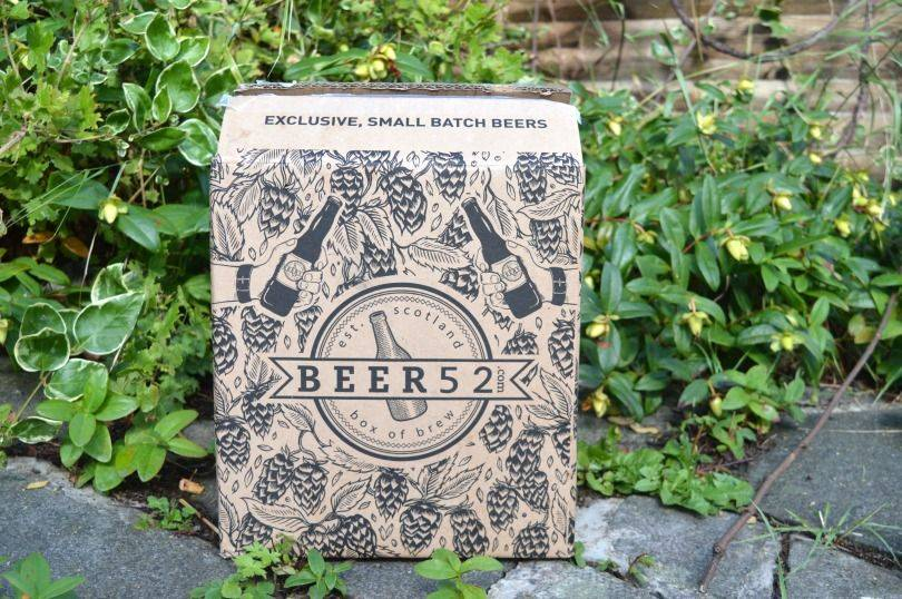 Beer52 box