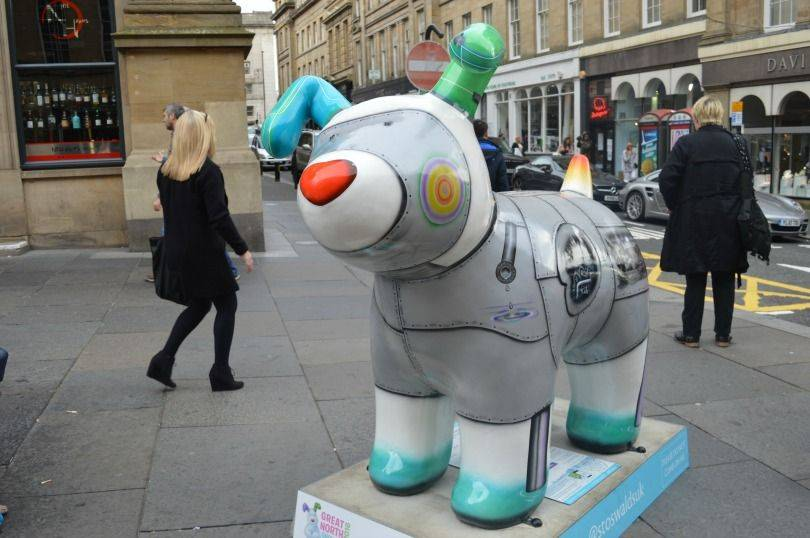 Essence of the North Great North snowdog
