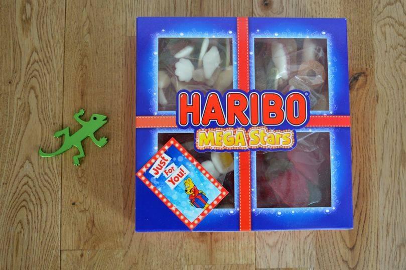 HARIBO MEGA STARS SELECTION BOX
