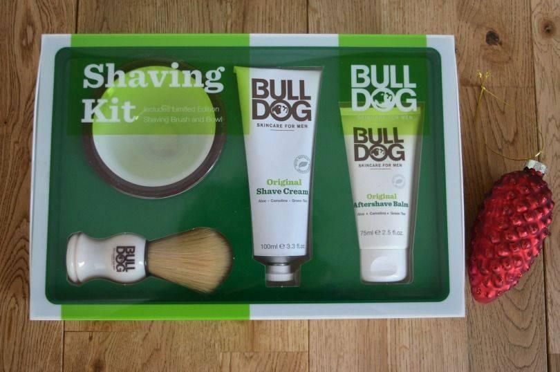 Bulldog Shave Kit