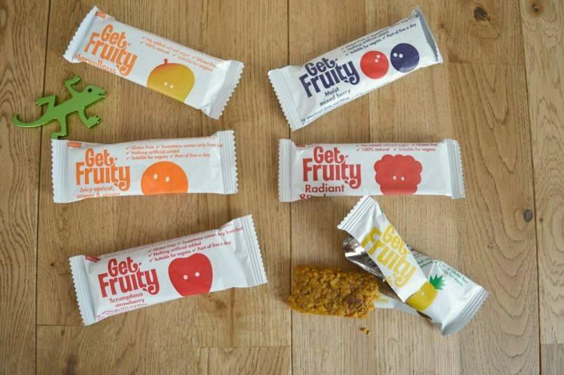 Get Fruity bars
