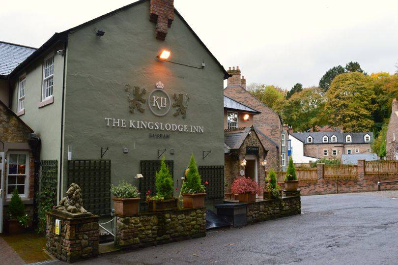 Sunday lunch at Kingslodge Inn, Durham