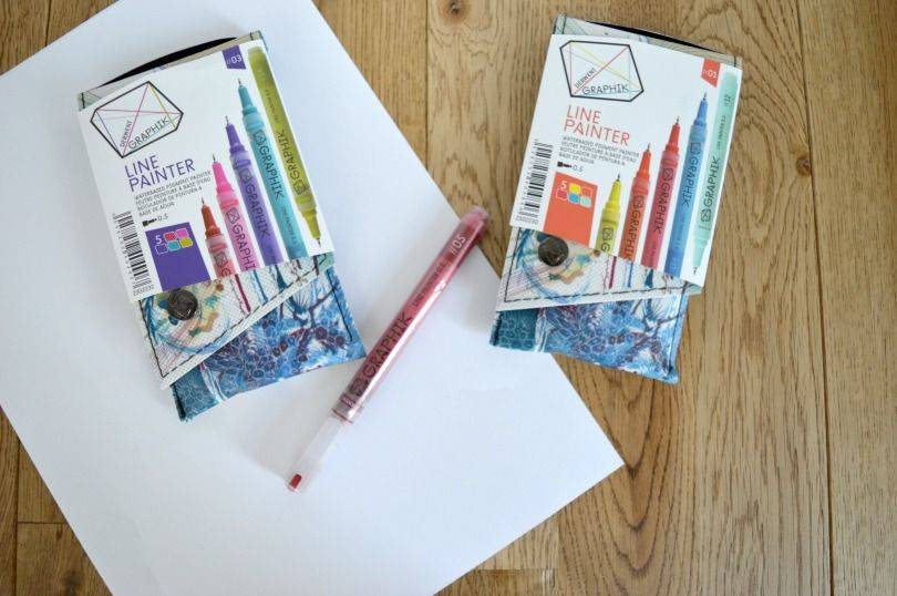 Derwent line painters