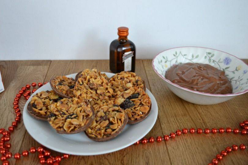 Cointreau Chocolate Dipping Sauce Dragons And Fairy Dust