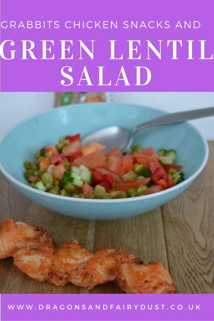 Green lentil salad is a recipe that uses green lentils.  A healthy and delicious salad that is low in calories