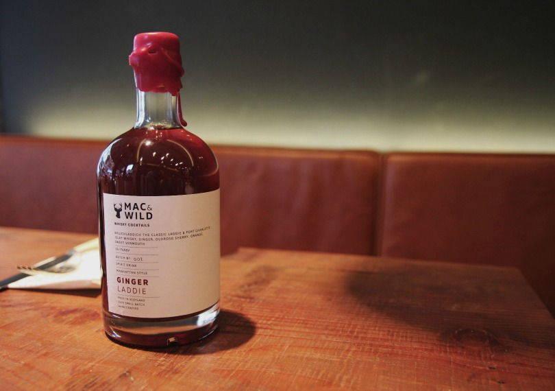 Mac & Wild Created Ready to Drink Cocktail Range