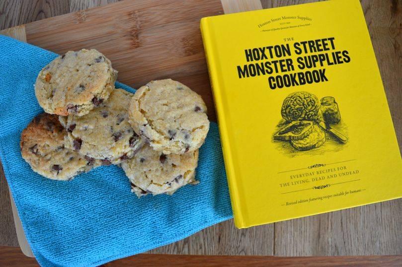 Hoxton Street Monster Supplies cookbook