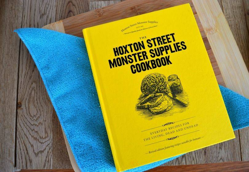 The Hoxton Street Monster Supplies Cookbook review and giveaway