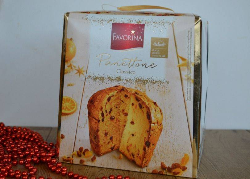 Panettone Classico from Lidl