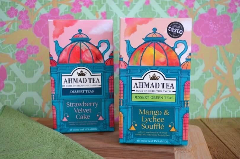 Ahmed dessert tea