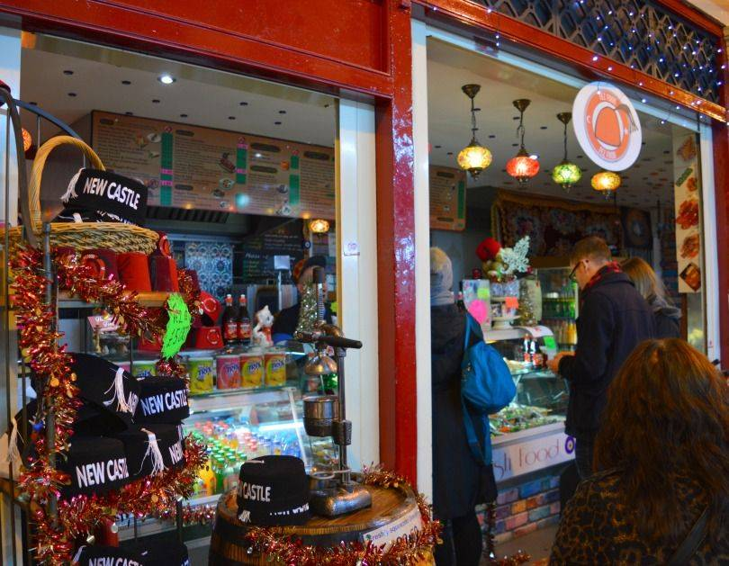 Fex foods Grainger market