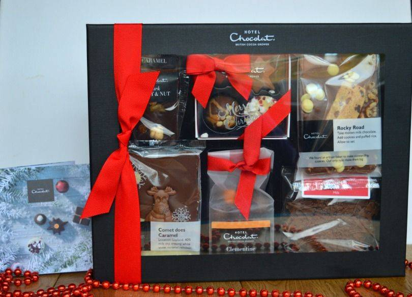 Hotel Chocolat The Very Merry Little Chistmas Hamper