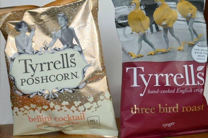 Tyrell's snacks