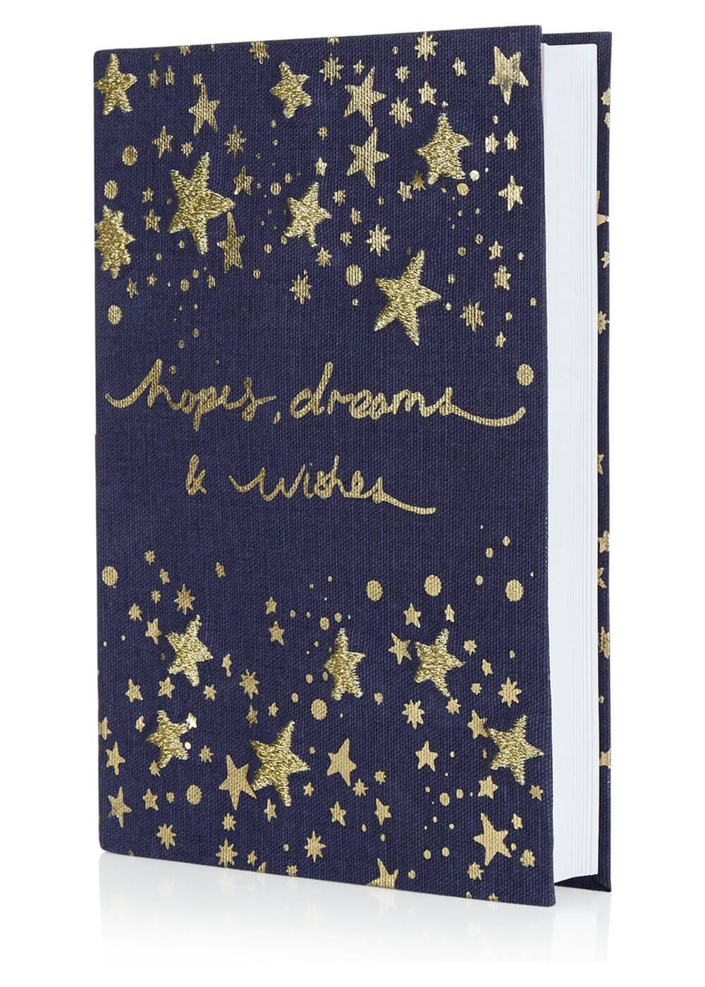Hopes Dreams Wishes notebook