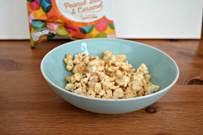 Pop Works Flavoured Popcorn and a giveaway