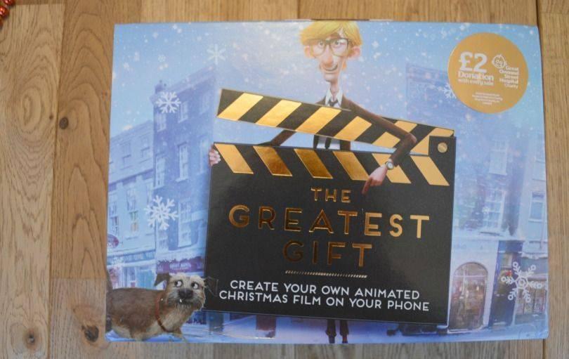 Sainsbury's Greatest Gift Movie Kit