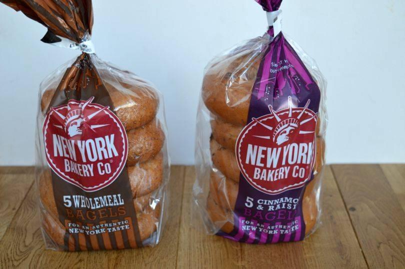 New York Bakery Co. Bagels