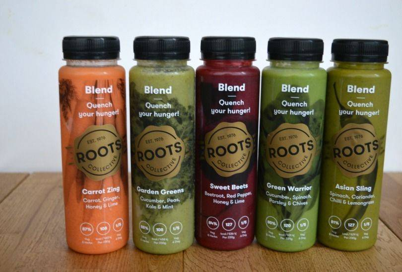 Roots Collective Vegetable Blends