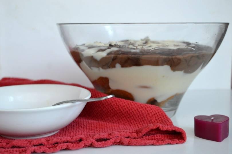 Zuppa inglese - an italian trifle