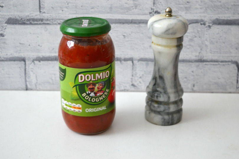 #ThankGoodness Mid-week Meal Challenge with Dolmio