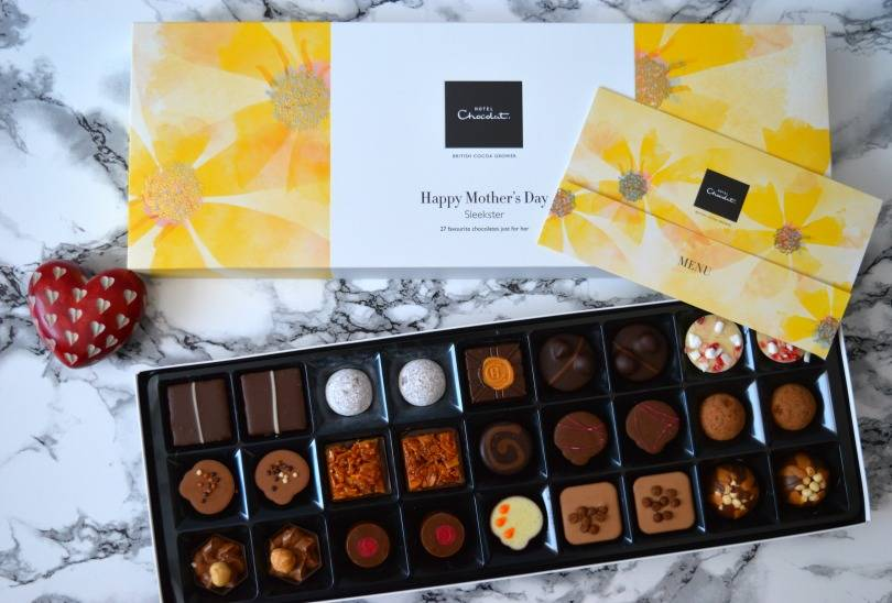 Mum Moments with Hotel Chocolat and Giveaway