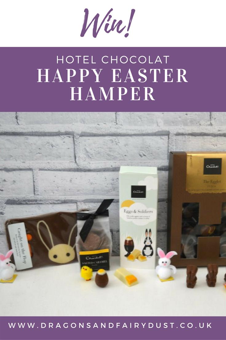 Hotel Chcolat Happy Easter Hamper Giveaway. Ends 10th April 2017