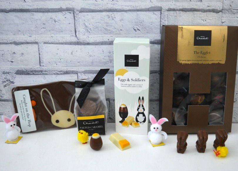 Hotel Chocolat Happy Easter Hamper