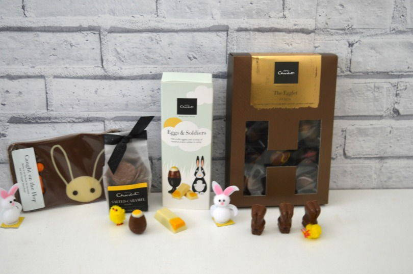 Hotel Chocolat Happy Easter Hamper and giveaway