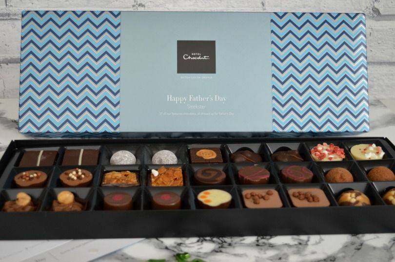 Father's Day with Hotel Chocolat and Giveaway