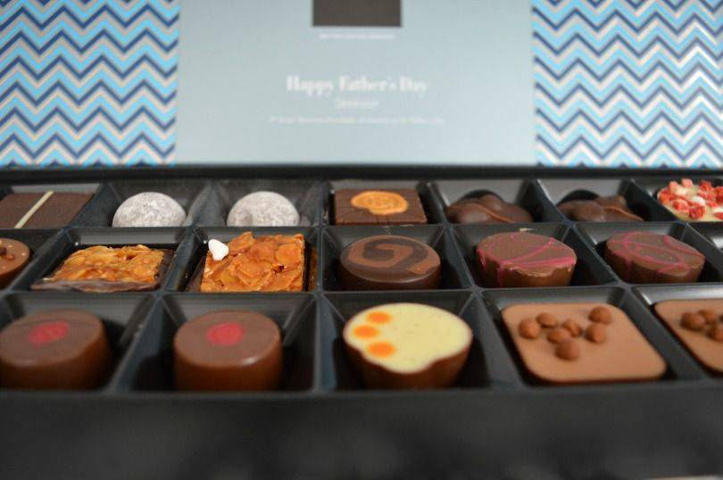 Father's Day Sleekster from Hotel Chocolat