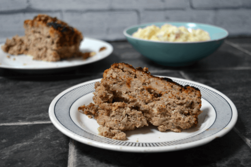 Easy American Meatloaf