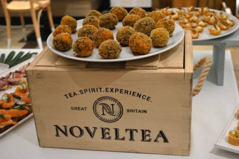 Noveltea launch event