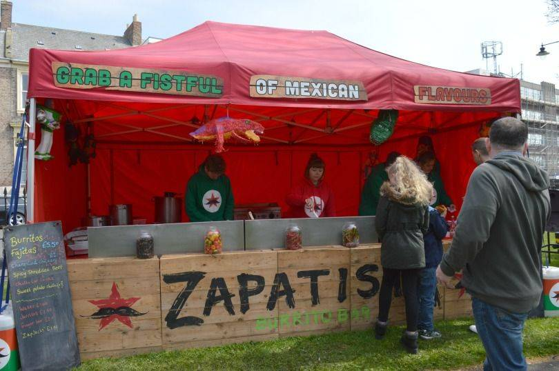 Zapatista at Proper Food & Drink Festival