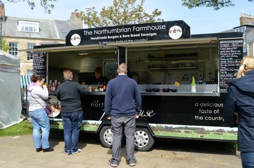 Northumbrian Farmhouse at Proper Food & Drink Festival