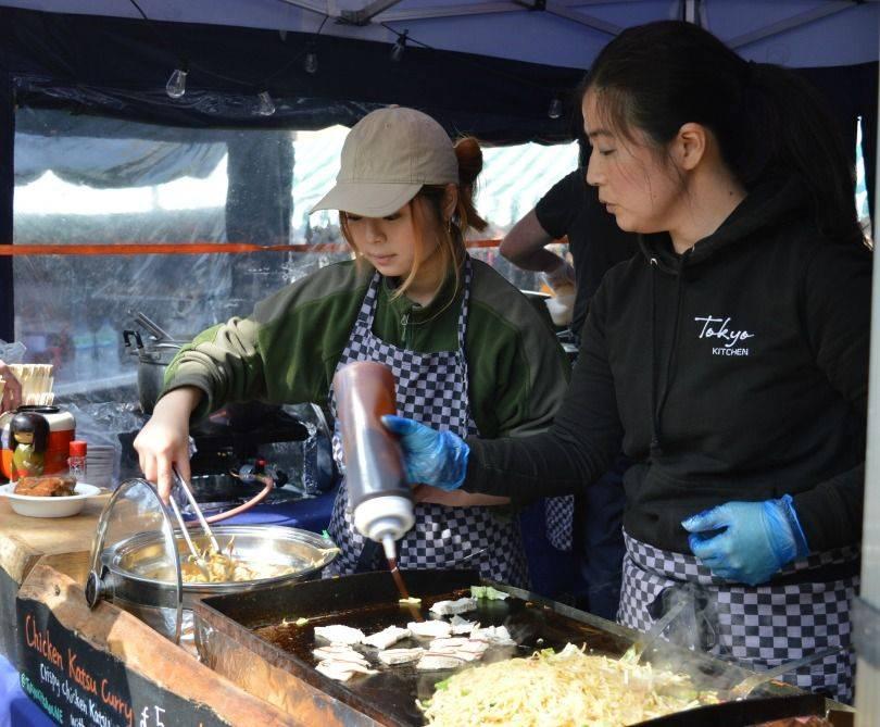 Tokoyo Kichen at Proper Food & Drink Festival