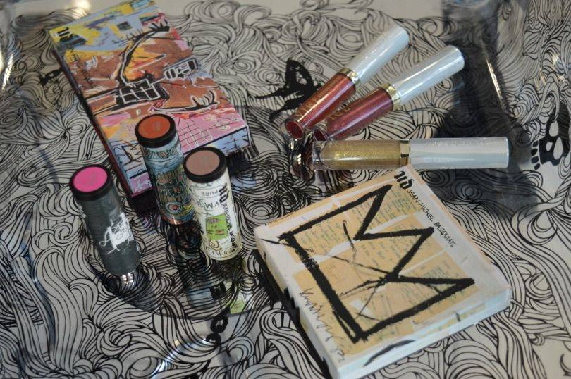 Urban Decay Jean Michel Basquiat Collection
