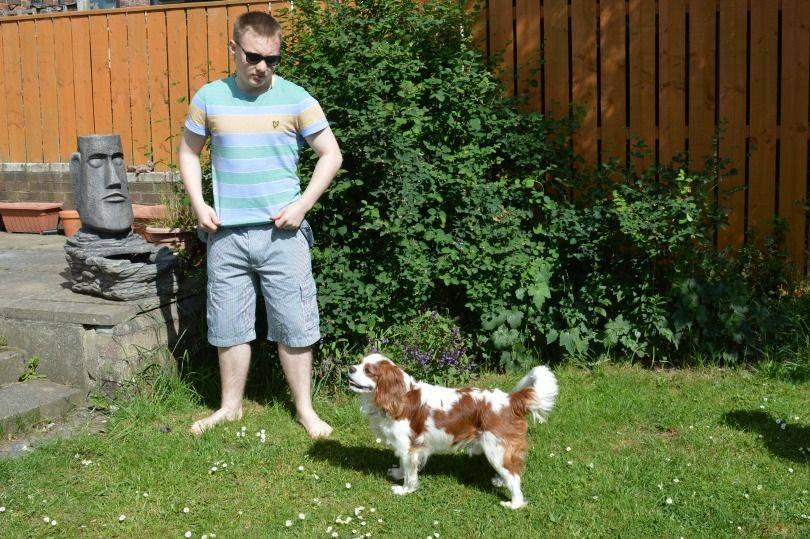 Summer clothes for men shorts