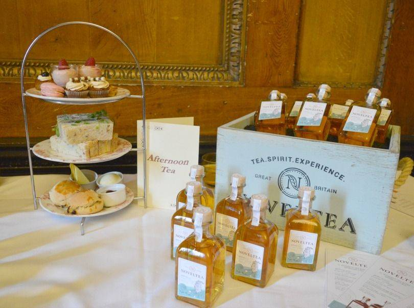 No Ordinary Tea at Lumley Castle
