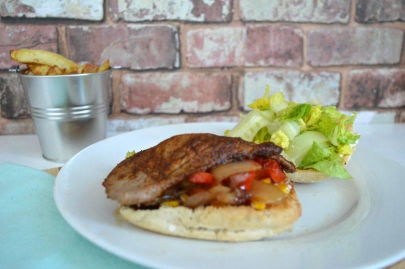 Argentinian Barbacoa Steak Sandwich