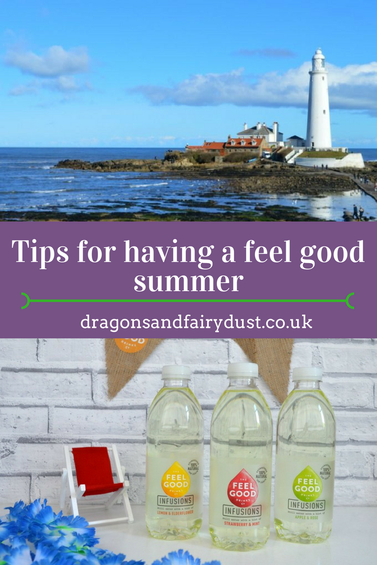 Tips for having a feel good summer