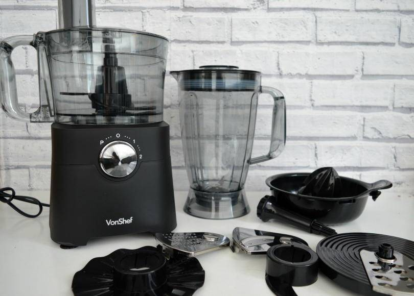 Von Shef 750W food processor