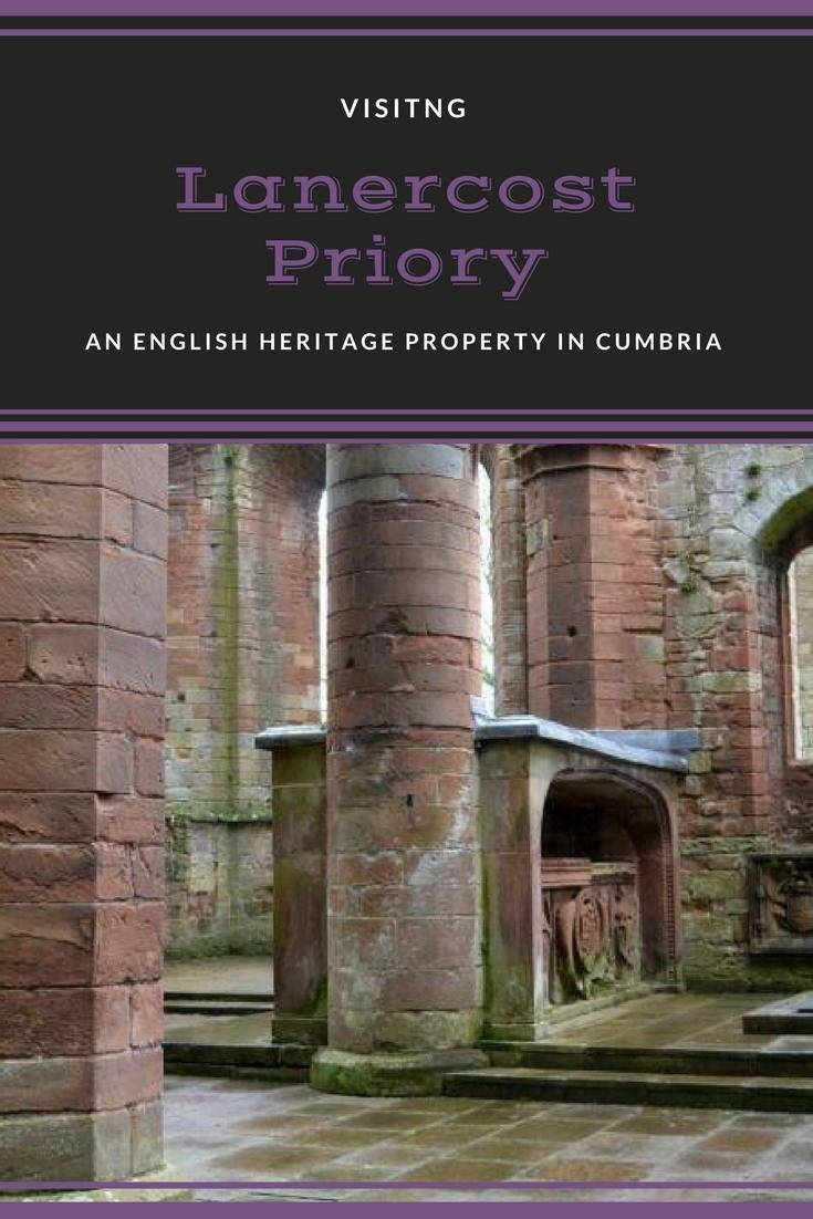 Lanercost Priory. An English Heritage property in North East England. Why not find out what we discovered?