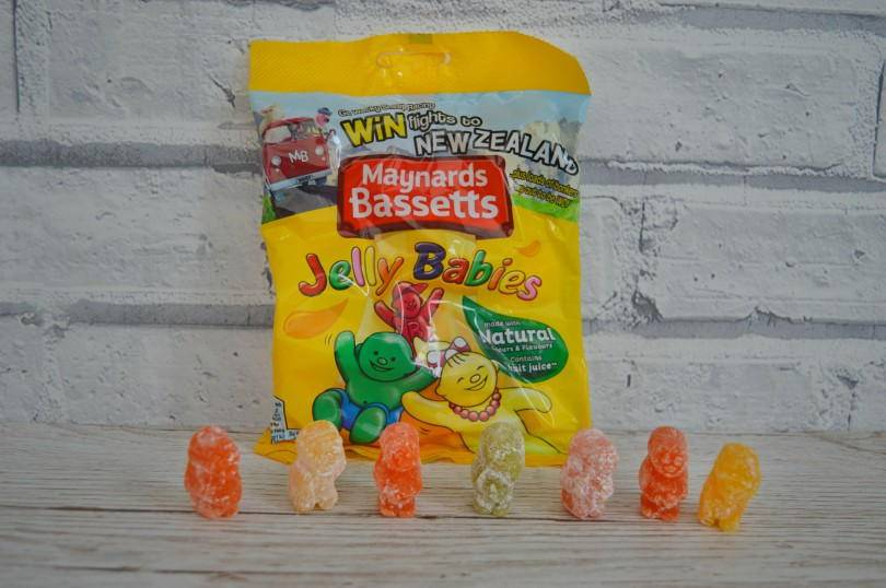 Tropical jelly babies