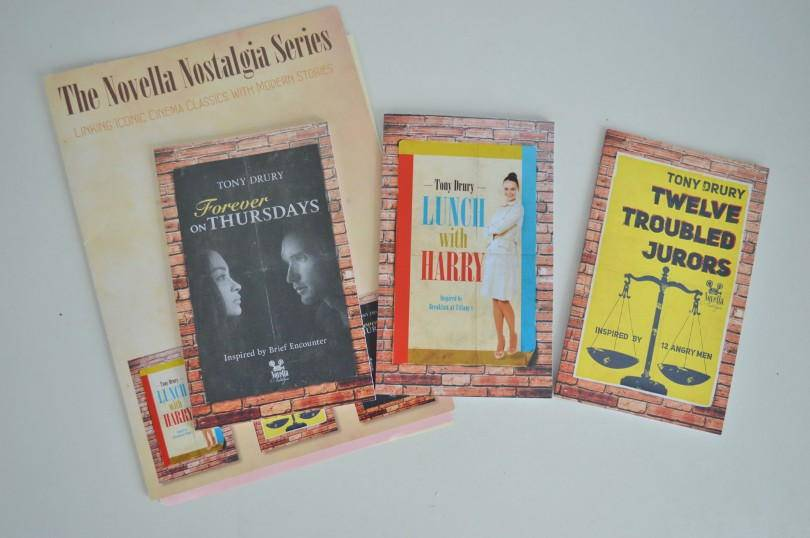 Novel Nostalgia Books
