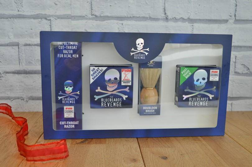Bluebeards Revenge Cut-Throat Razor Kit