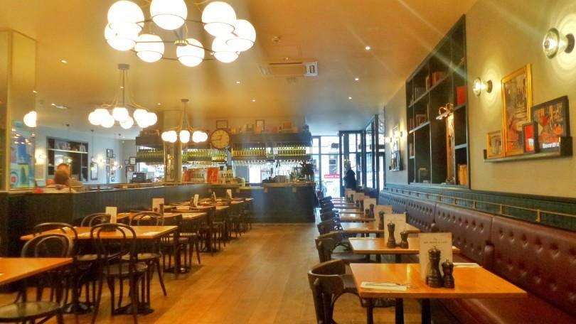 Cafe Rouge Newcastle