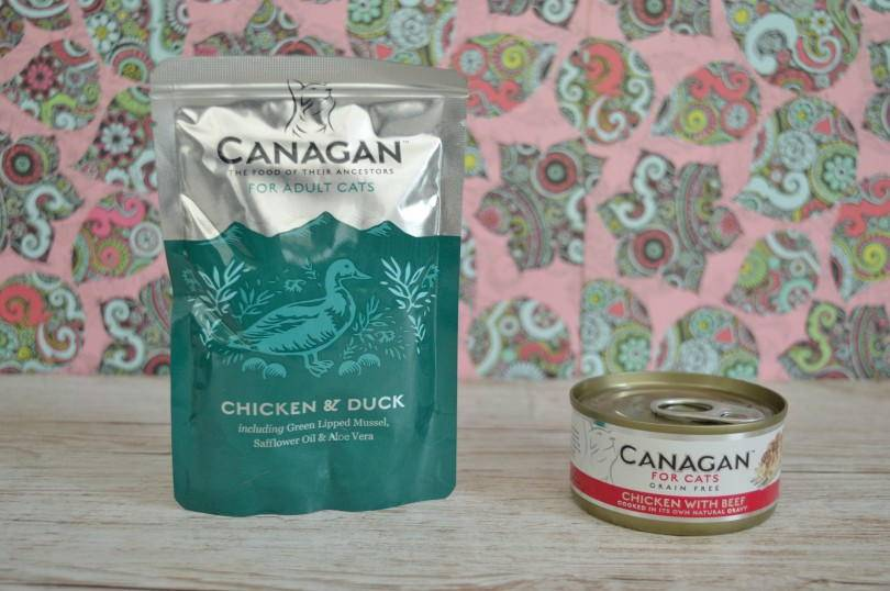 Canagan cat food